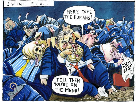 Политические карикатуры отMorten Morland. Изображение № 9.