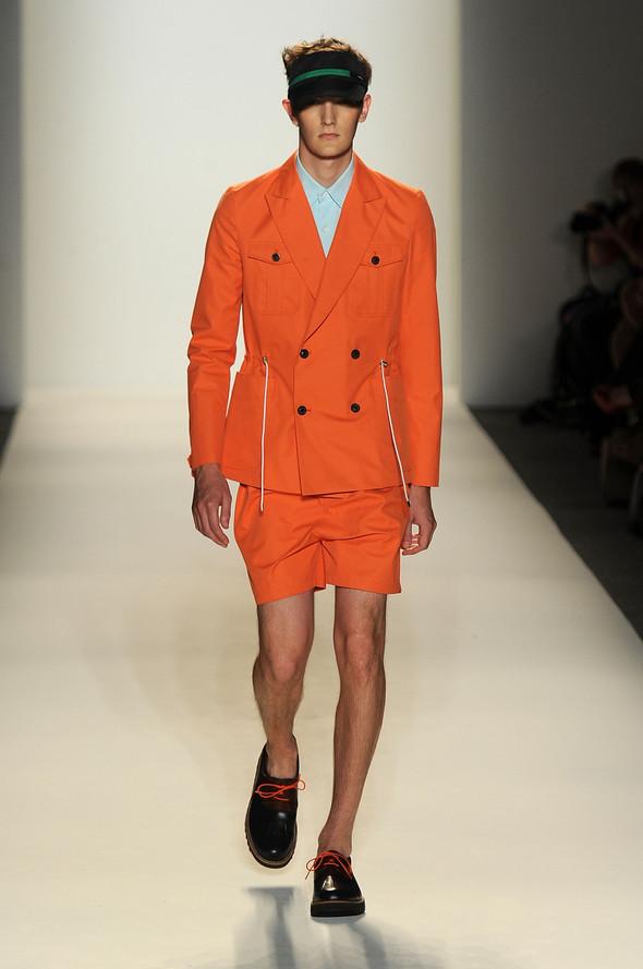 New York Fashion Week Spring 2012: День второй. Изображение № 22.