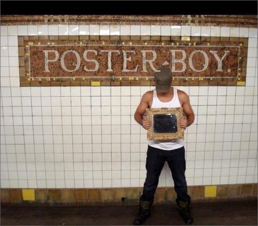 Poster Boy осужден за вандализм. Изображение № 8.