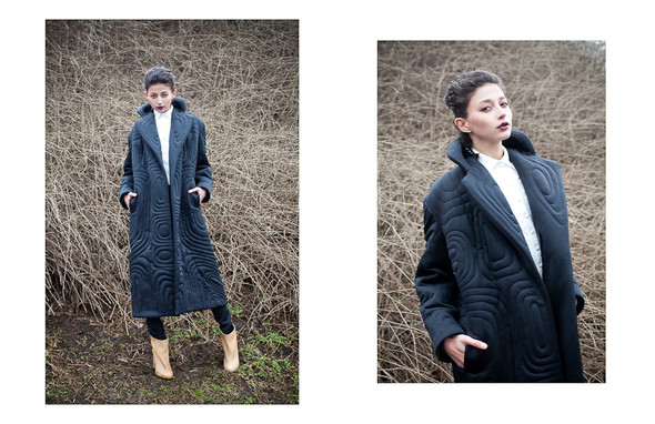Изображение 24. Lookbook Kamenskayakononova f/w 2011/2012.. Изображение № 24.