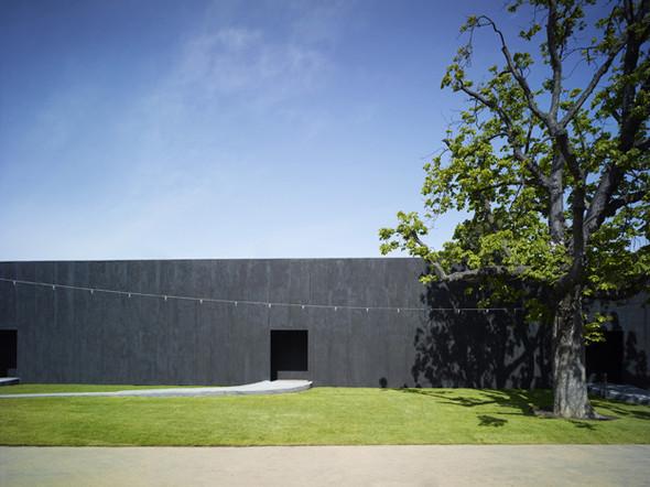 Павильон-2011, архитектор Петер Цумтор. Изображение № 2.