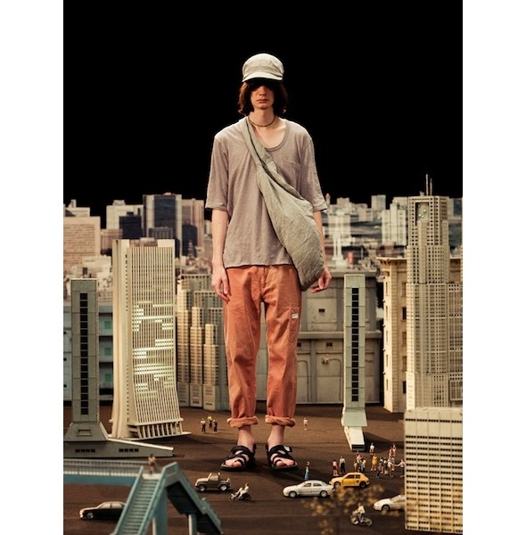 Мужские лукбуки: Alexander McQueen, Burberry и Undercover. Изображение № 61.