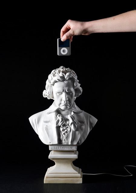 «Ода Бетховену» идругие работы молодой Фионы Томсон. Изображение № 5.