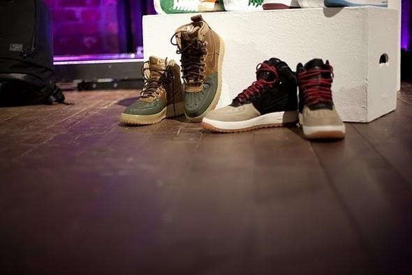 Изображение 5. Презентация коллекции Nike Sportswear ОсеньЗима 2011.. Изображение № 5.
