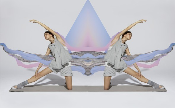 Лукбуки: Adidas by Stella McCartney, X'U и другие. Изображение № 32.