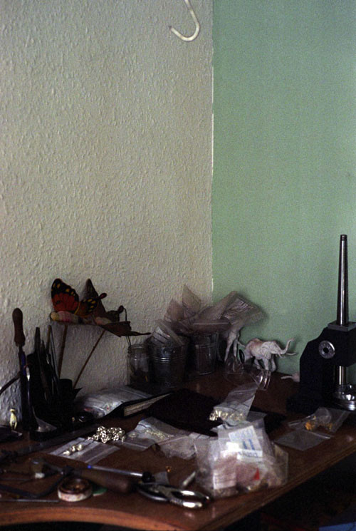 Студия ювелира Hannah Martin, Лондон. Изображение № 2.