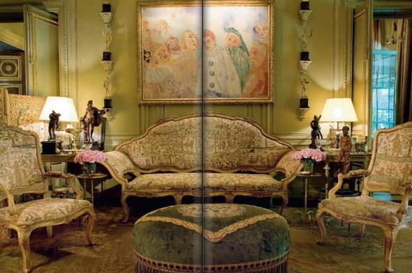 Изображение 54. L'Amour Fou — фильм об Иве Сен-Лоране и Пьере Берже.. Изображение № 21.