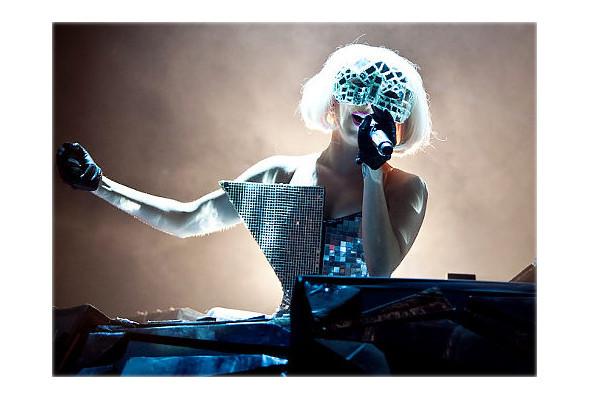 Леди Гага готовит 3D-концерт и DVD. Изображение № 1.