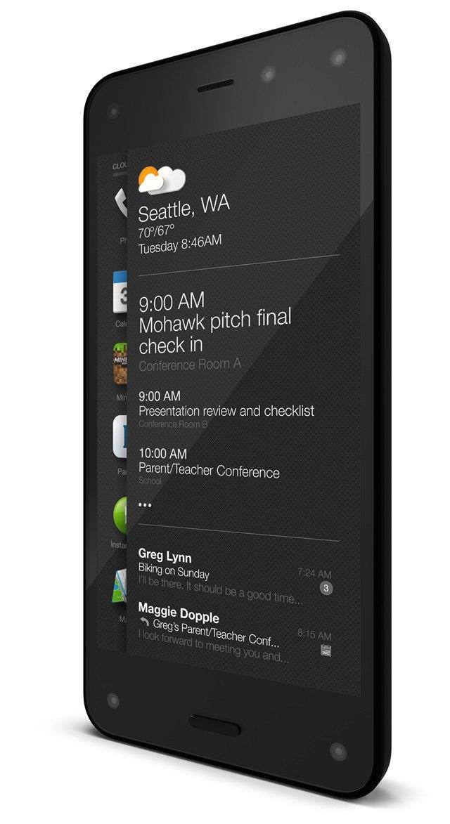 Amazon выпустил 3D-смартфон с функцией сканирования объектов . Изображение № 6.