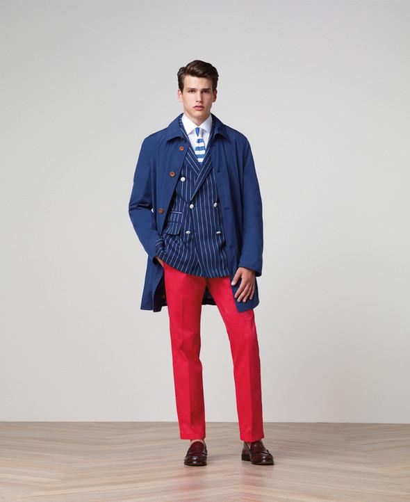 Лукбук: Tommy Hilfiger Sportswear SS'12 (мужская и женская коллекции). Изображение № 15.