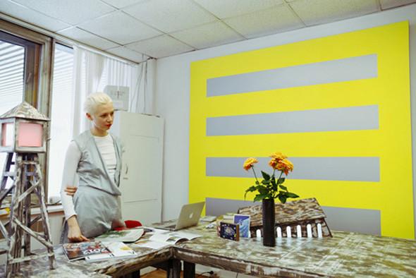 Рабочее место: Кристина Штейнбрехер, арт-директор ЦДХ. Изображение № 7.