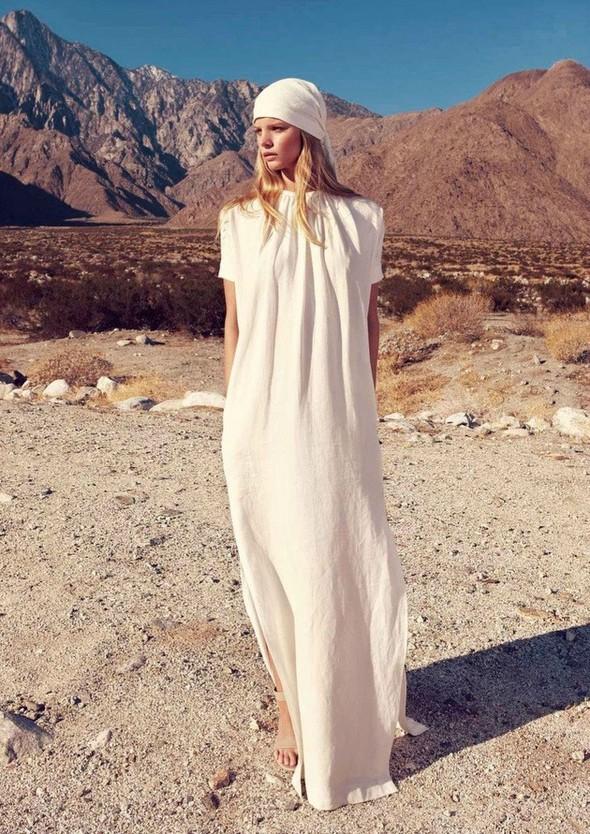 Съёмка: Марло Хорст и Кендра Спирс для австралийского Vogue. Изображение № 22.