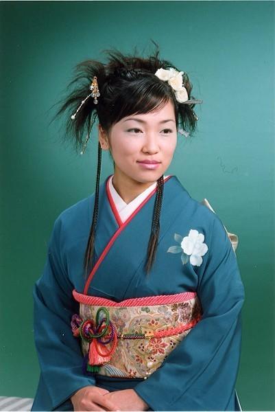 Кимоно: затылок — это самое сексуальное. Изображение № 15.