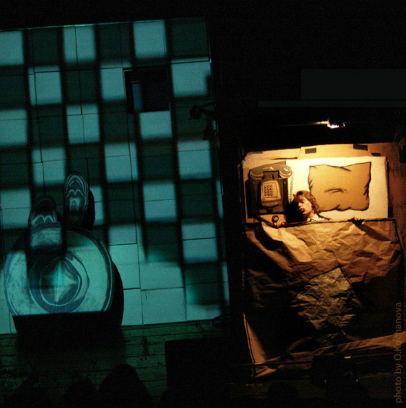 Полина Бахтина: Как я стала театральным художником. Изображение № 43.