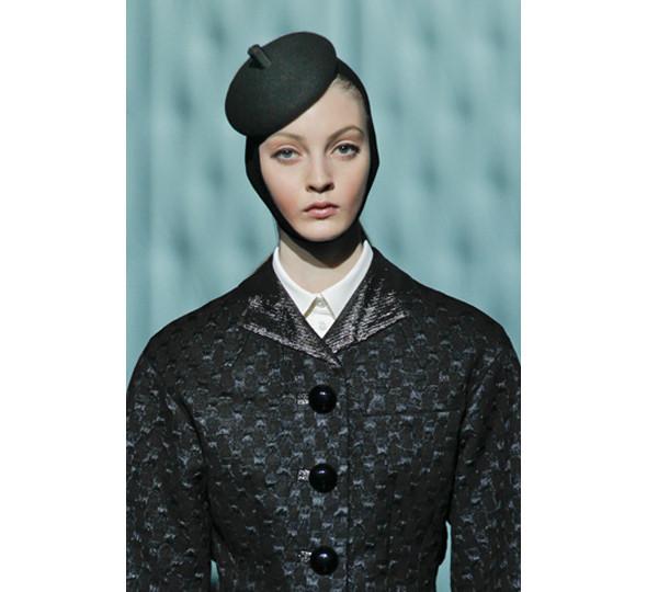 Изображение 45. Головная компания: 10 тенденций недель моды.. Изображение № 45.