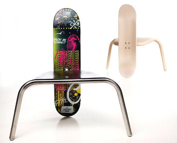 Скейт-переработка. Изображение № 1.