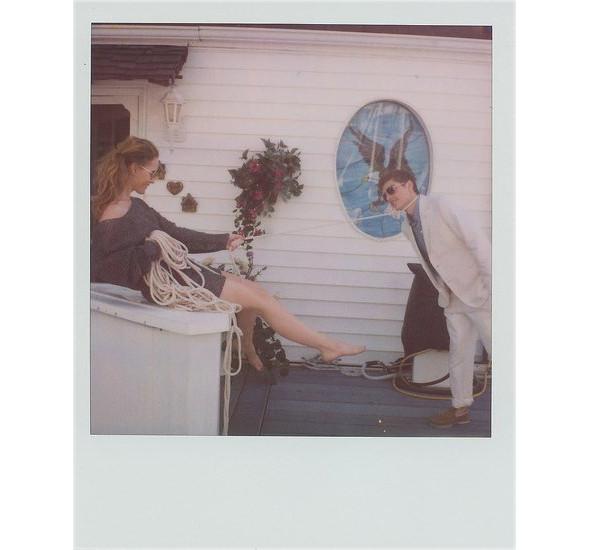 Лукбук: Скот Штепенберг любит Polaroid. Изображение № 10.