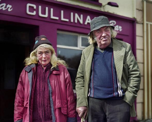 Изображение 12. Ирландская мода и наряды для праздников.. Изображение № 11.