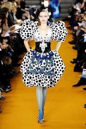 Изображение 6. Платье-баллон – классика, проверенная временем.. Изображение № 10.