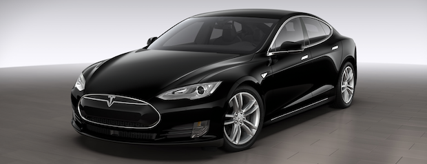 Tesla представила самый доступный седан линейки Model S. Изображение № 1.