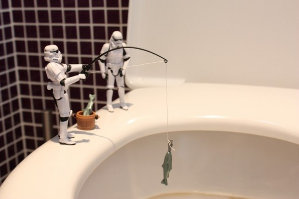 Stormtroopers day off. Изображение № 19.