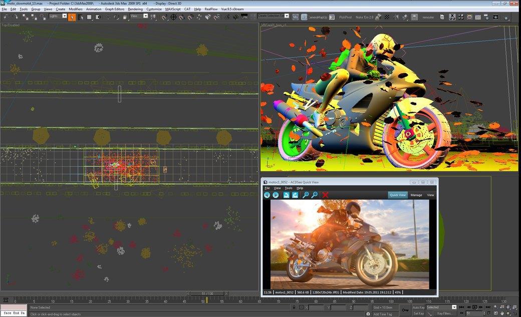 Как проходит рабочий день робототехника и 3D-художника. Изображение № 29.