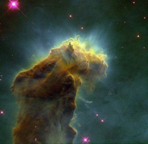 Изображение 2. The HUBBLE: открытый космос.. Изображение № 15.