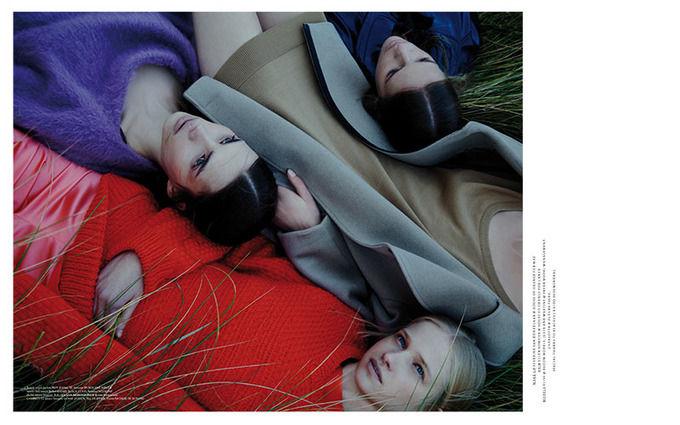 Вышли новые съемки из Lula, The Room, Vogue и других журналов. Изображение № 29.