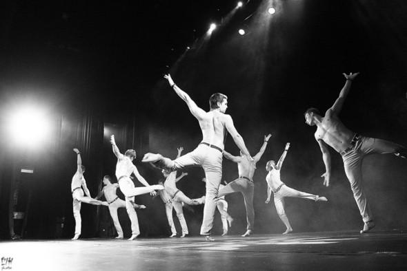 """Фотоотчет с закрытия театрального сезона театра танца """"Искушение"""".. Изображение № 6."""