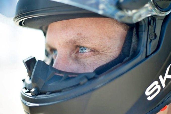 «Умный» мотоциклетный шлем собрал 870 тысяч долларов за два дня . Изображение № 2.