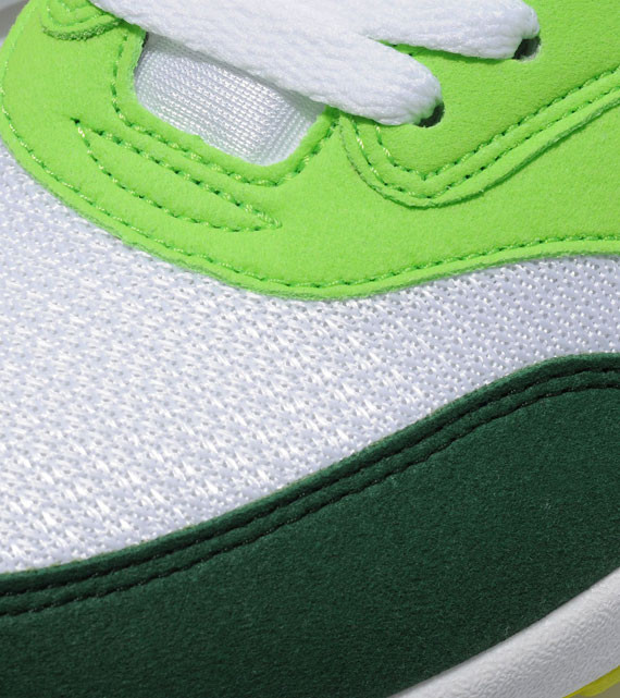 Nike Air Max 1 Gorge Green. Изображение № 4.