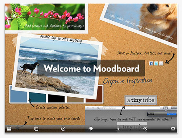 20 приложений iPad для дизайнеров, художников и всех интересующихся. Изображение № 2.