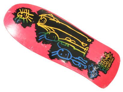 К доске: 10 художников-скейтбордистов. Изображение №24.