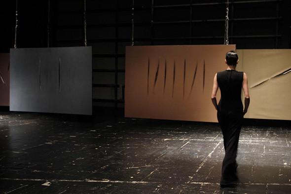 Изображение 21. Serguei Teplov FW 2011: защитные цвета и Depeche Mode в качестве саундтрека.. Изображение № 15.
