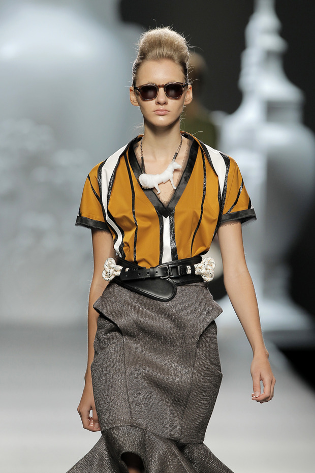 Madrid Fashion Week SS 2013: ANA LOCKING . Изображение № 18.