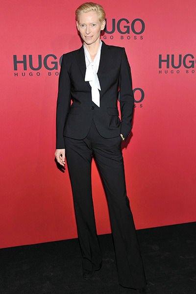 Тильда Суинтон, актриса. Изображение № 20.