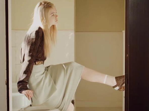 Фрагмент из короткометражного фильма, посвященного новой коллекции Rodarte, режиссер Тодд Коул. Изображение № 24.