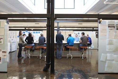 Офис компании MONO. Изображение № 6.