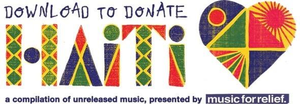 Музыка в помощь Гаити. Изображение № 1.