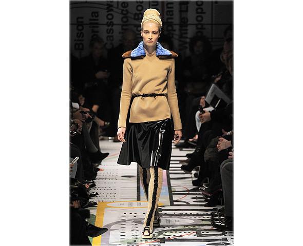 Показ Prada на Неделе моды в Милане. Изображение № 13.