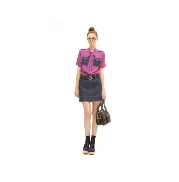 Изображение 45. Лукбуки: Atelier Versace, Sandro, Sonia by Sonia Rykiel и другие.. Изображение № 90.