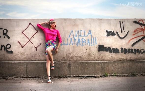 Фотограф:Ашот Геворкян. Изображение № 34.