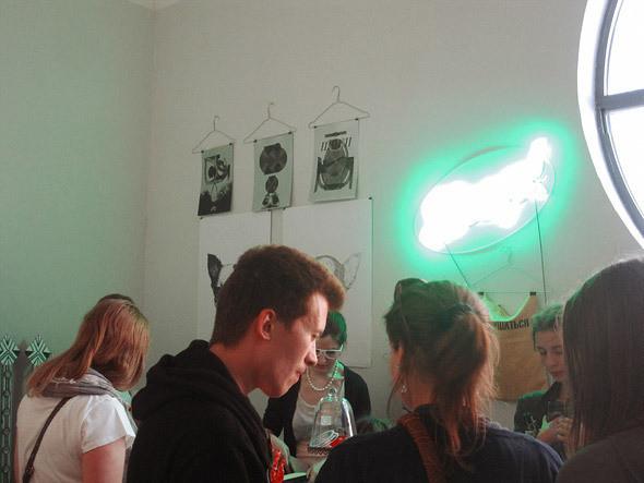 Изображение 57. Выставка: Итоговая выставка студентов Британки.. Изображение № 57.