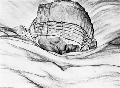Mario Giacomelli – эстет мрака. Изображение № 2.