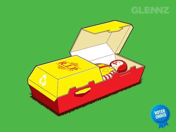 Веселые картинки Glenna Jonesa. Изображение № 36.