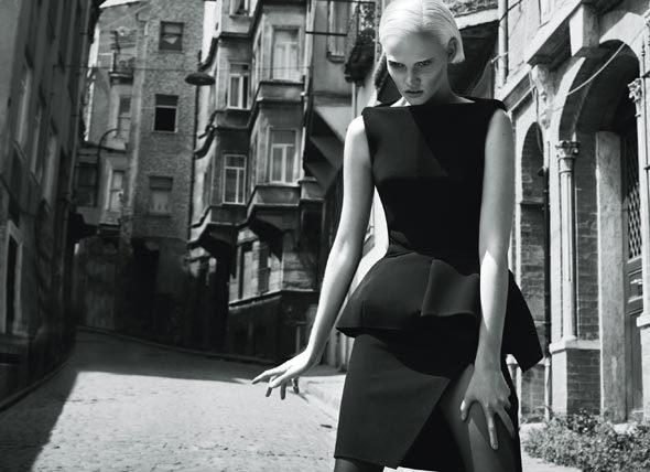 Модель Lara Ston. Изображение № 23.