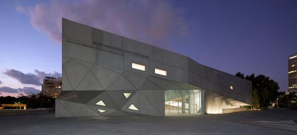 Гиперболический параболоид: новое слово в музейном строительстве. Изображение № 3.