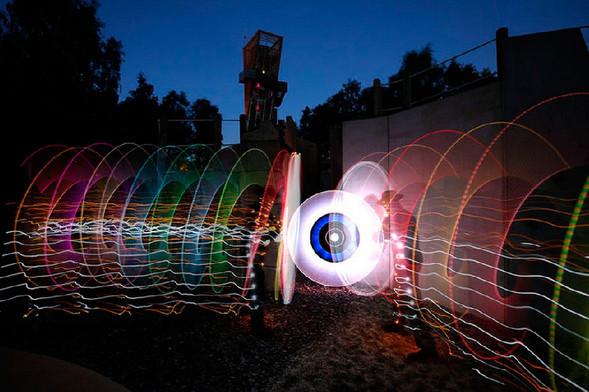 Эксперименты сосветом Фотограф JanLeonardo Wollert. Изображение № 28.
