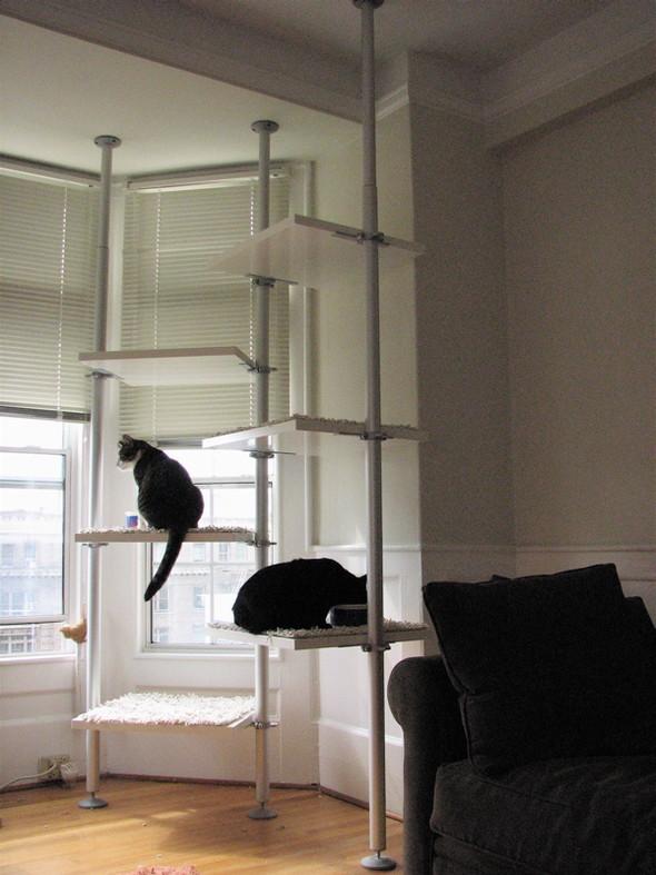 IKEA - интерьер для котов. Изображение № 8.