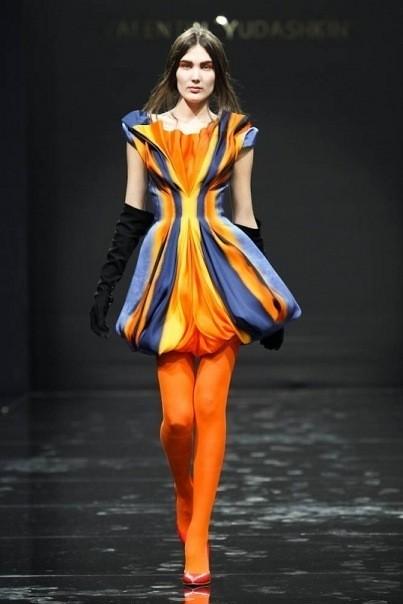 Изображение 3. Volvo Fashion Week. День 1. Valentin Yudashkin fall-winter 2011/12.. Изображение № 3.